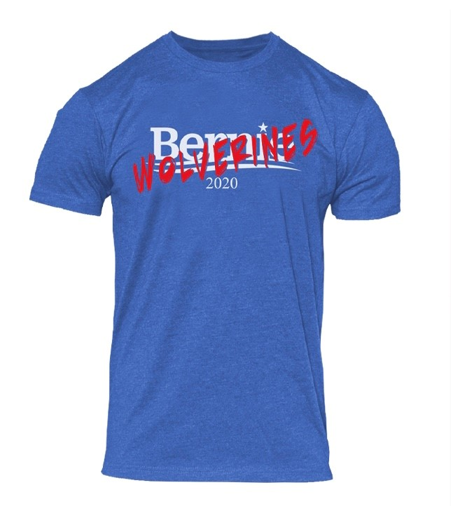 Assault Life – WOLVERINES Bernie 2020 *NOW SHIPPING*