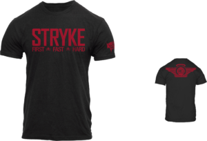 STRYKE BLACK RED 2020